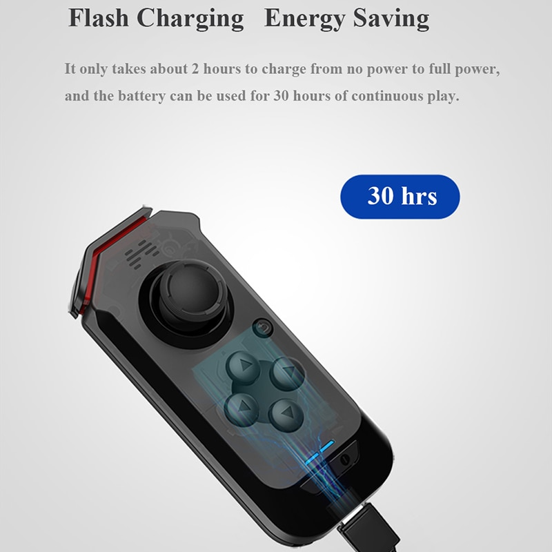 Original Betop H2 Bluetooth Gamepad Single-double Handel Free Switching Designed For Huawei For Honor