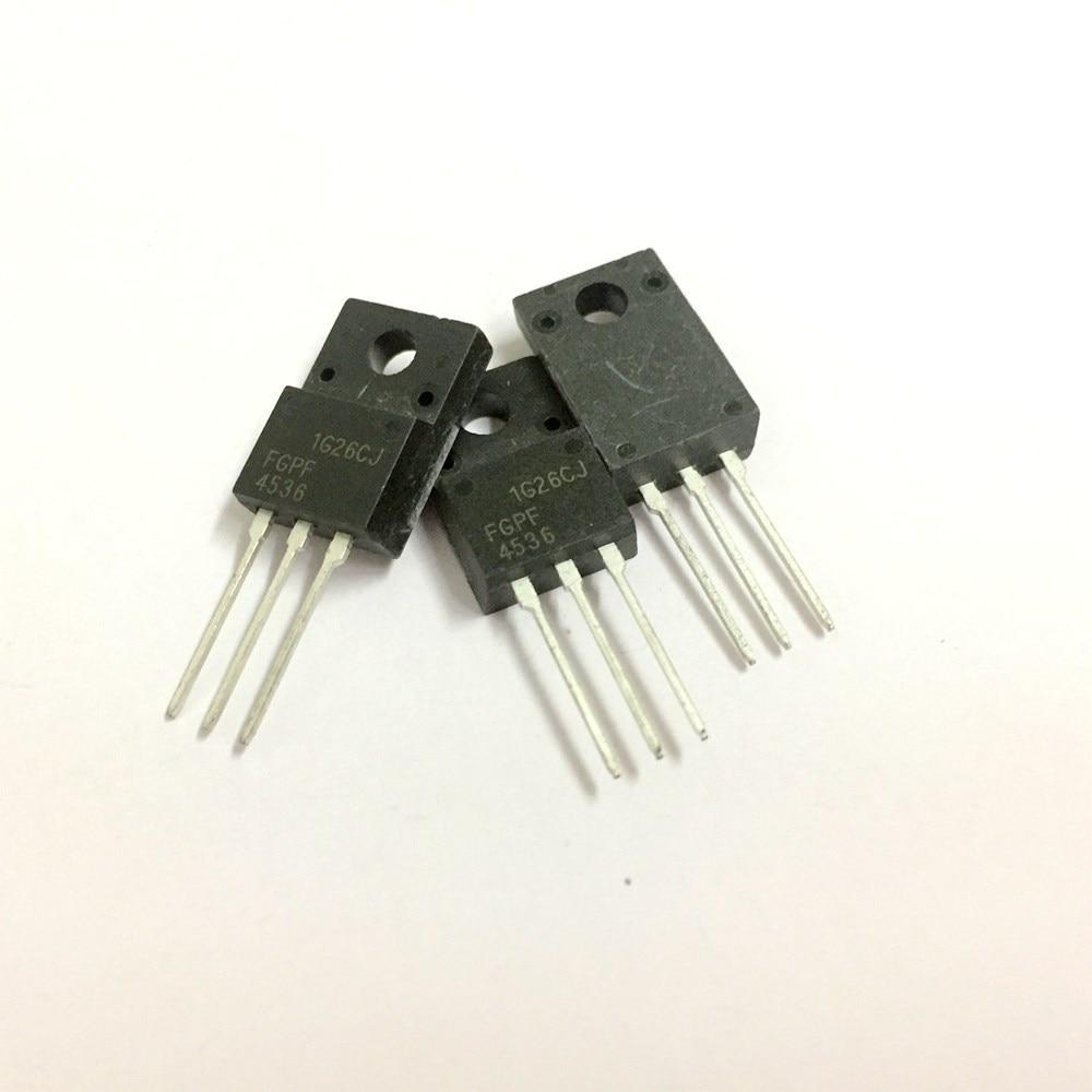 10pcs FGPF4536 TO-220F-4536 a-220 TO220F FGPF4536YDTU original