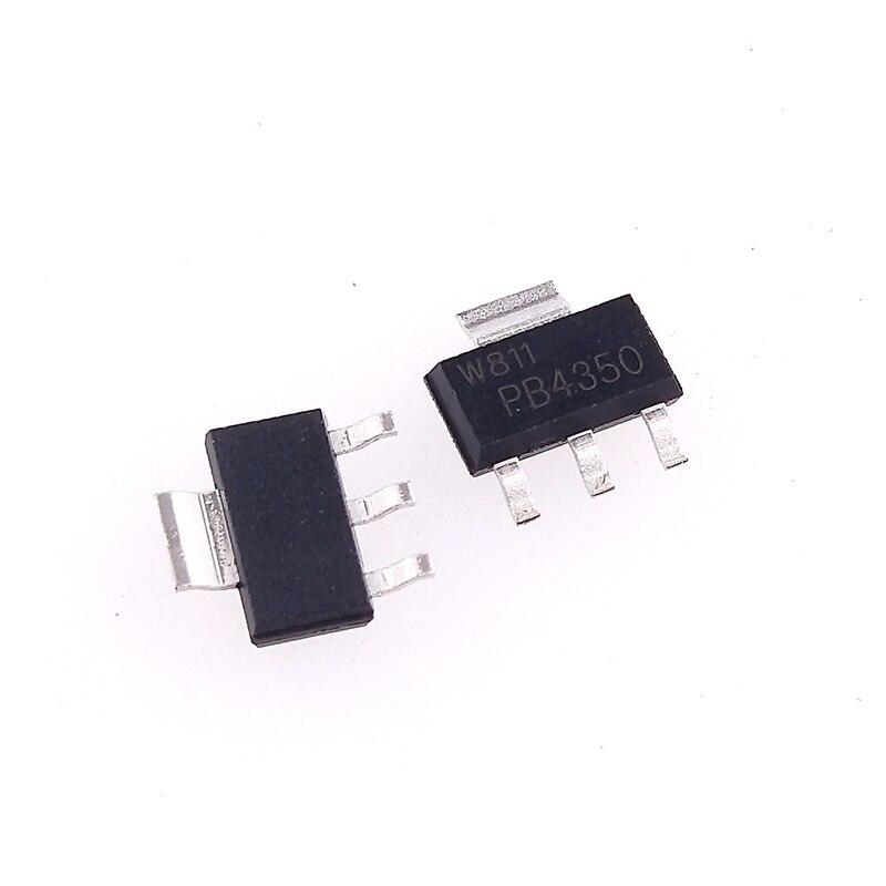Original pb4350 pbss4350z, 135 sot-223 npn 50v/3a em estoque