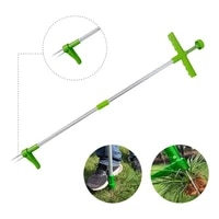 abs pp material aluminum weed extractor weeding weeding root herbicide garden hand tools 35p