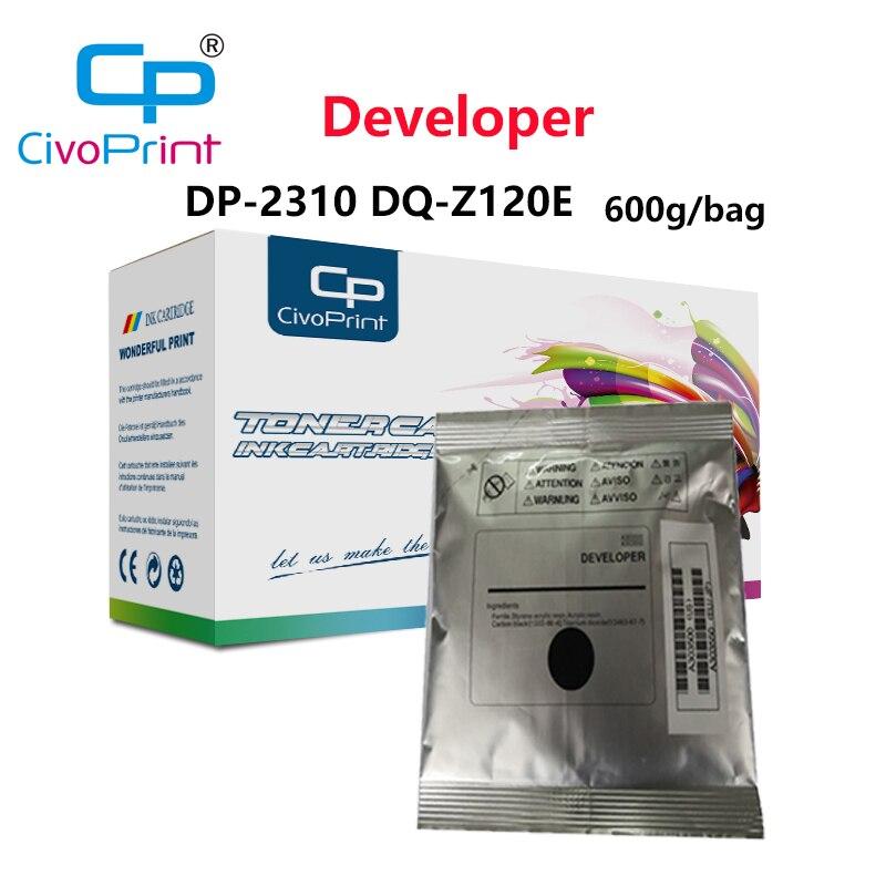 Civoprint باناسونيك ناسخة أجزاء المطور DP-2310 DQ-Z120E لباناسونيك DP-2310/3010/2330/3030/8025/8032 600 جرام/الحقيبة