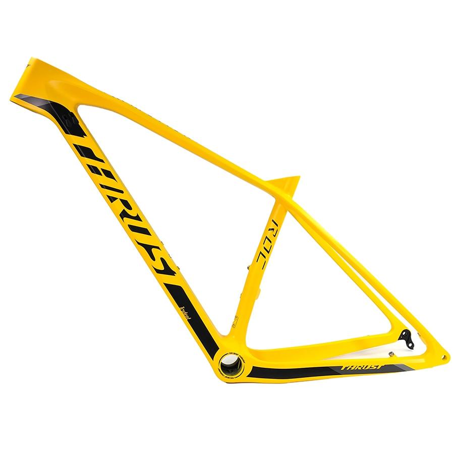 THRUST-إطار دراجة جبلية T1000 ، 29er أصفر ، دعم سفلي ، BSA & BB30 و PF30 ، ملحقات الدراجة الجبلية ، جديد لعام 2020