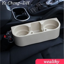 Car Cup Holder Auto Seat Gap Water Cup Drink Bottle Can Phone Keys Organizer Storage Holder Stand Ca