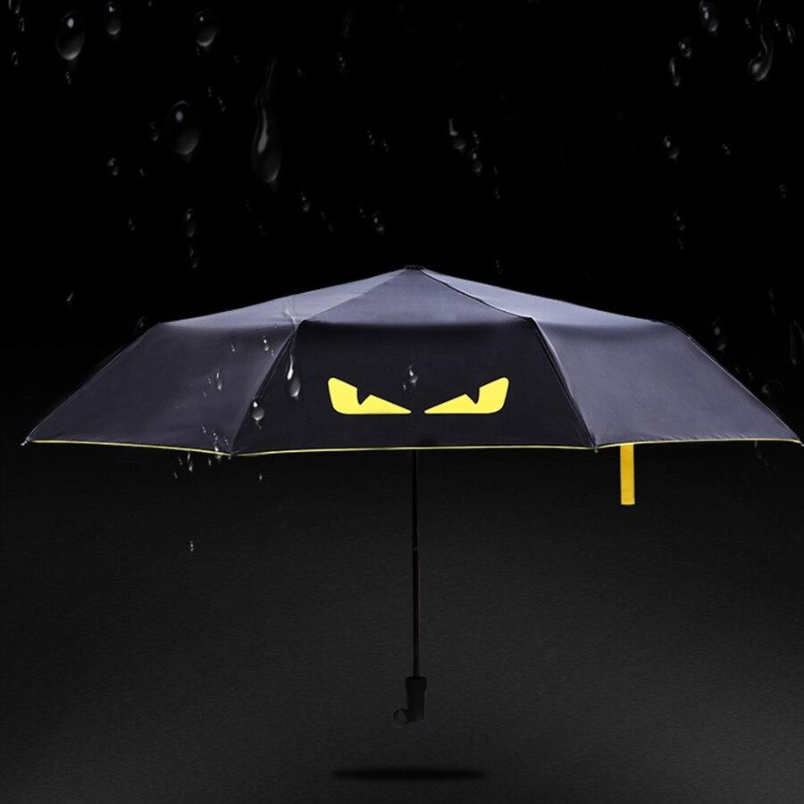 Зонт для детей, для мальчиков и девочек, УФ-зонтик, дождевик для женщин, художественный зонт, большой Unbrella, мужской подарок, корпоративный аниме, дождевик, солнце, один