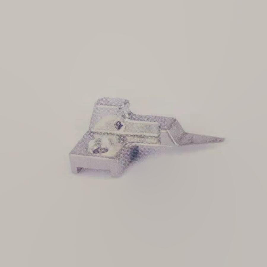 6200335 suporte de faca superior usado para a máquina de costura yamato