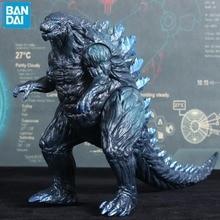 BANDAI Gojira Godzilla 2020 Version film Garage Kit grand dinosaure monstre mobile 16cm PVC figurine modèle à collectionner