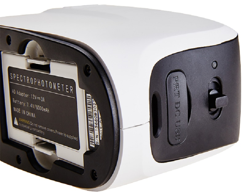Portable chromatic aberration Spectrophotometer CS-580 CS-600 CS-610 CS-650 CS-660 enlarge