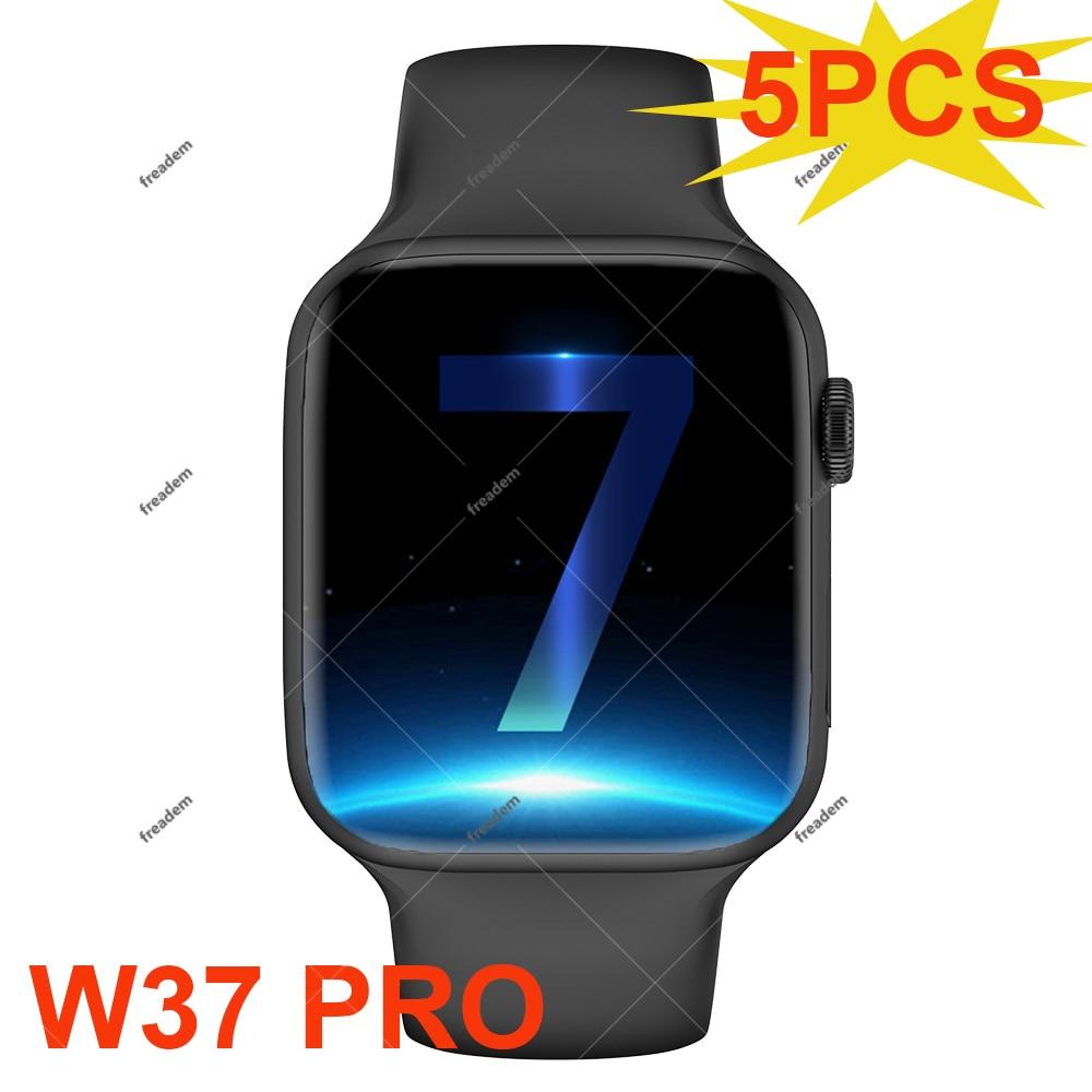 Promo 5PCS W37 PRO Smart Watch