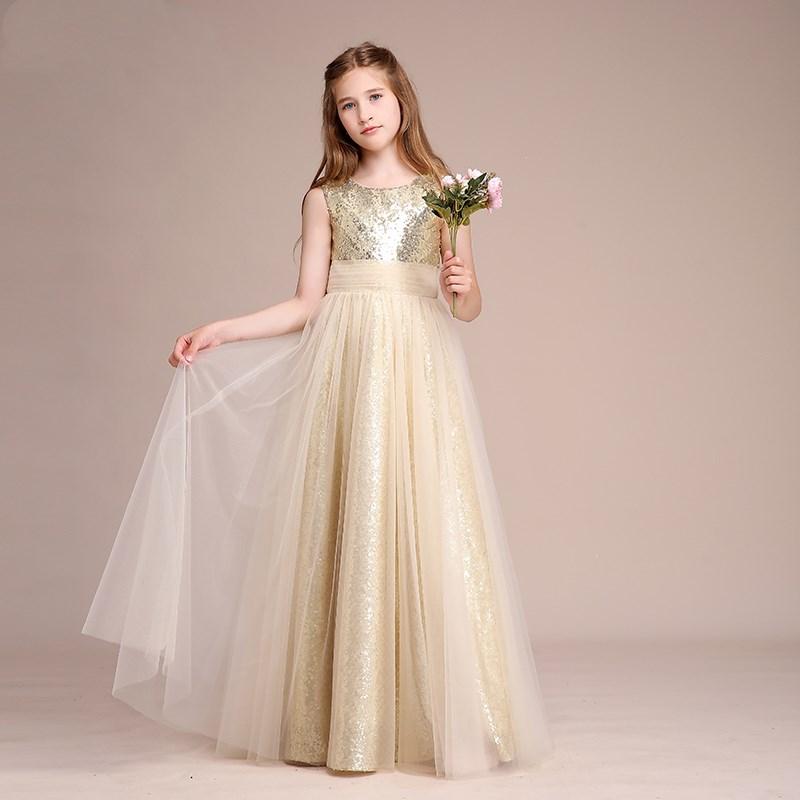 الفتيات فستان الأميرة زي حمالة فستان صيفي الخريف للفتيات الفساتين فستان رداء التخرج أطفال الأطفال لباس غير رسمي