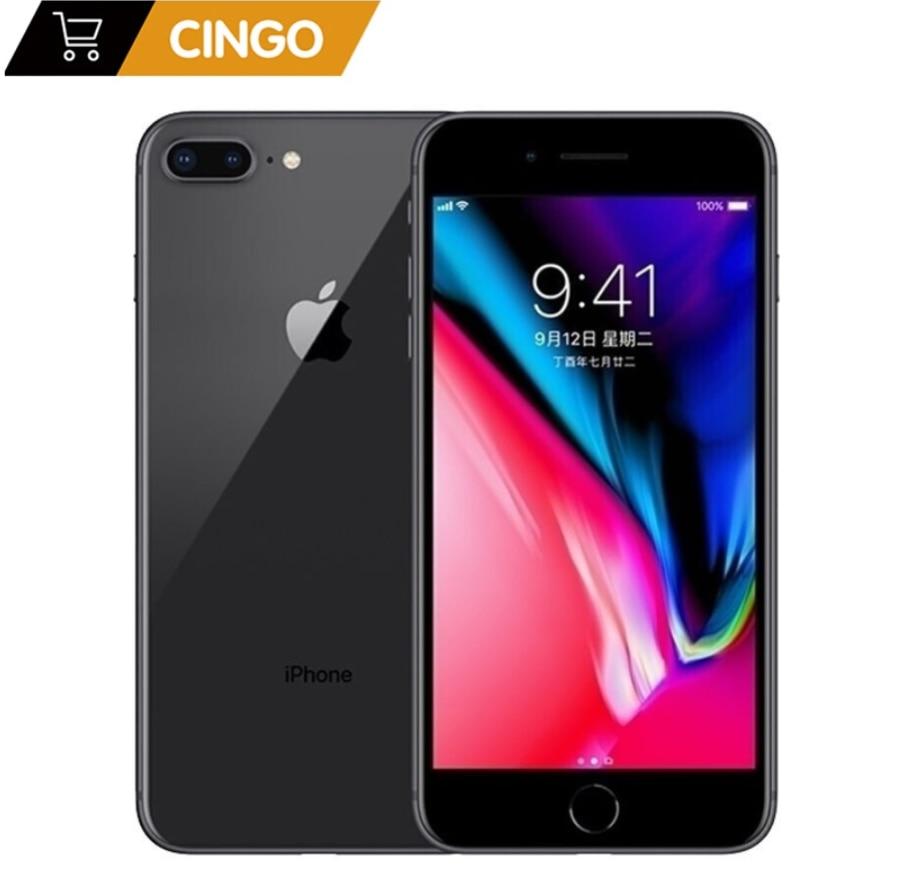 """Originally unlocked Apple iPhone 8 Plus/iPhone 8 3GB RAM 64GB / 256GB ROM Hexa Core 5.5"""" 12MP iOS 11 4G LTE fingerprint 2675mAh"""