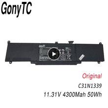 GONYTC C31N1339 batterie Dorigine pour ASUS Transformer Book Flip TP300LA TP300LD TP300LJ TP300UA Q302L Q302LA TP300UA Q302L Q302LA