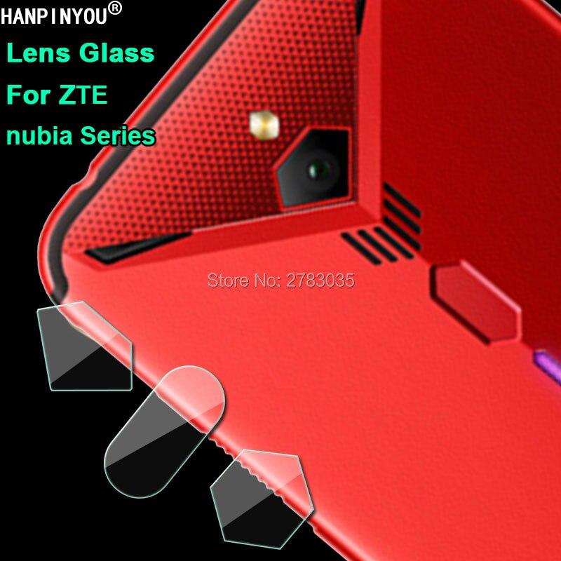 Para ZTE Nubia magia roja, 5G 3 Marte magia Z20 M2 X Z17 Z17 Mini Z17S Z18 Mini Protector de la cubierta de la Lente de la cámara trasera de templado de vidrio de película