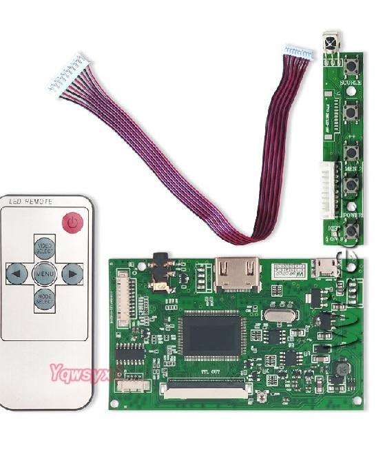 LCD TTL تحكم مجلس HDMI ل A070VW04 V0 A070VW04 V4 A070VW04 V3 A070VW04 V2 800*480 المصغّر USB 60 دبابيس LCD شاشة