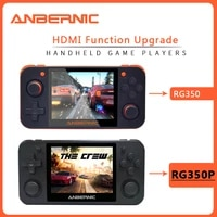 new rg350p anbernic retro game upgrade version 64bit emulator video game consoles hd compatible handheld game players rg350p ps1