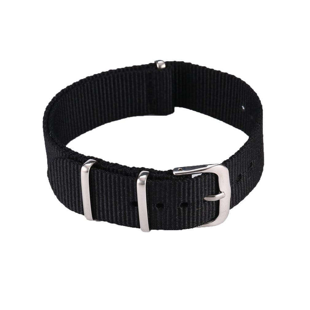 2020 Hot Watch Band Nylon Bracelet Couple Fashion Men Women Couple Friendship Ribbon Collar Punk Jew