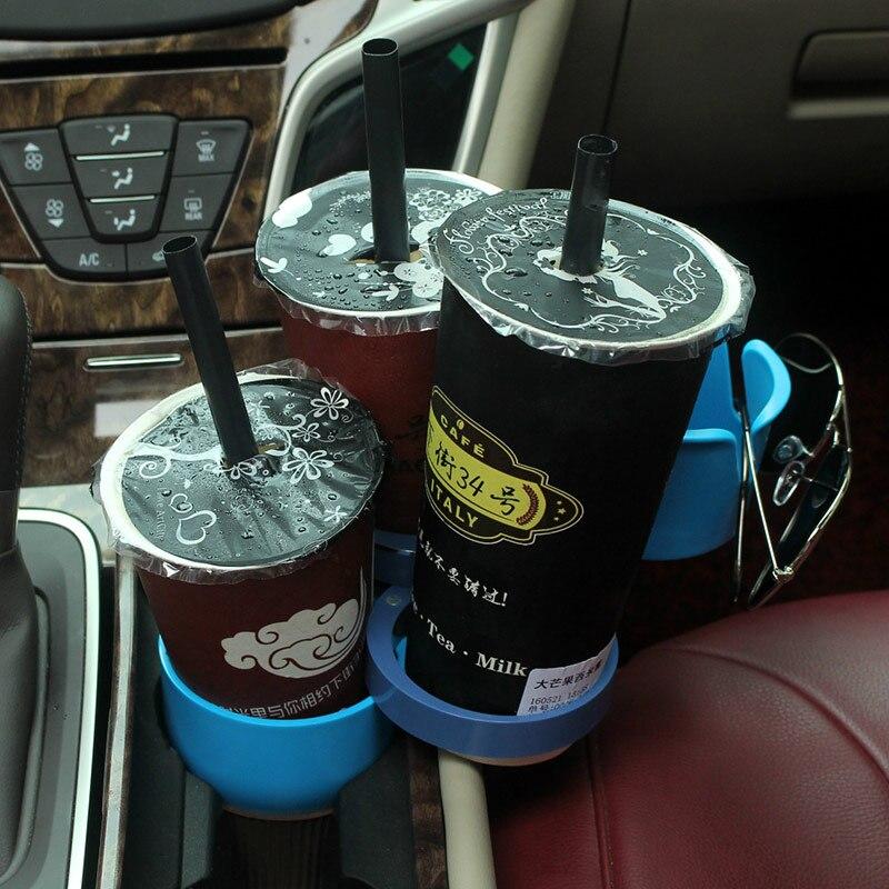 Автомобильный держатель для стаканчиков, многофункциональный держатель для стаканчиков, вращающаяся стойка для хранения, автомобильный д...