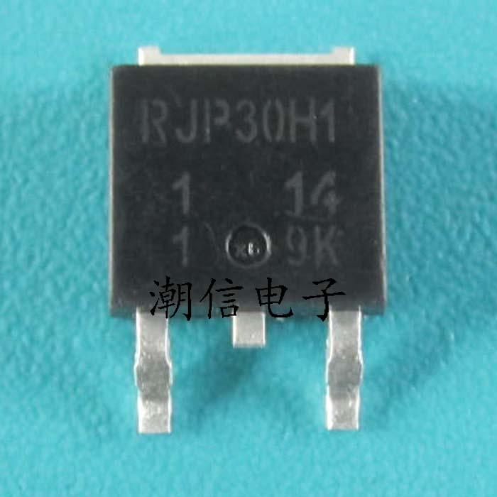 10 unids/lote RJP30H1 TO252 30H1 TO-252 tubo de plasma nuevo original en Stock