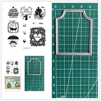 christmas bottle metal cutting dies and stamps diy scrapbooking photo album paper card decoration craft embossing template