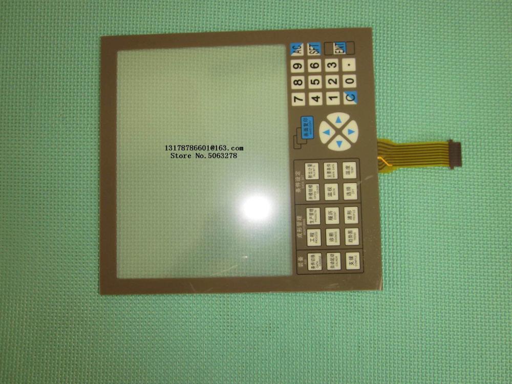 2711-T6C3L1 100% nuevo panel de cristal táctil de pantalla táctil