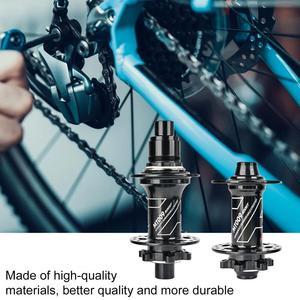 1 Set Bicycle Hubs 6 Pawls Good Performance Aluminum Alloy 32 Holes Boost Disc Brake Hub for Bike втулка для велосипеда koozer