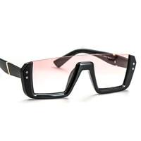 2021 new fashion hot style half frame luxury sunglasses men women fashion shades uv400 vintage glasses unisex sunglasses
