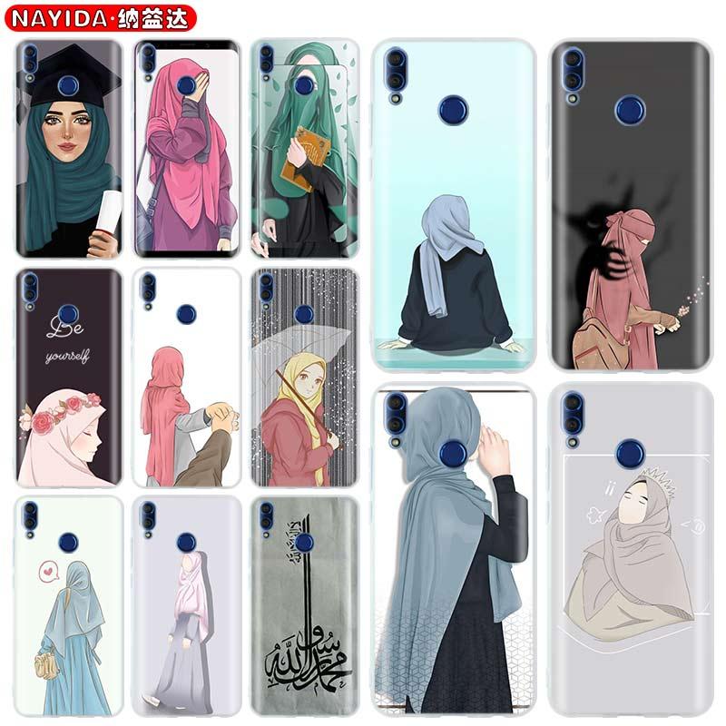 Мягкий чехол для Huawei Honor 30 20 Pro 10 9 Lite 30s 10i 9a 8a 7a X10 8x Мусульманский Исламский гриль