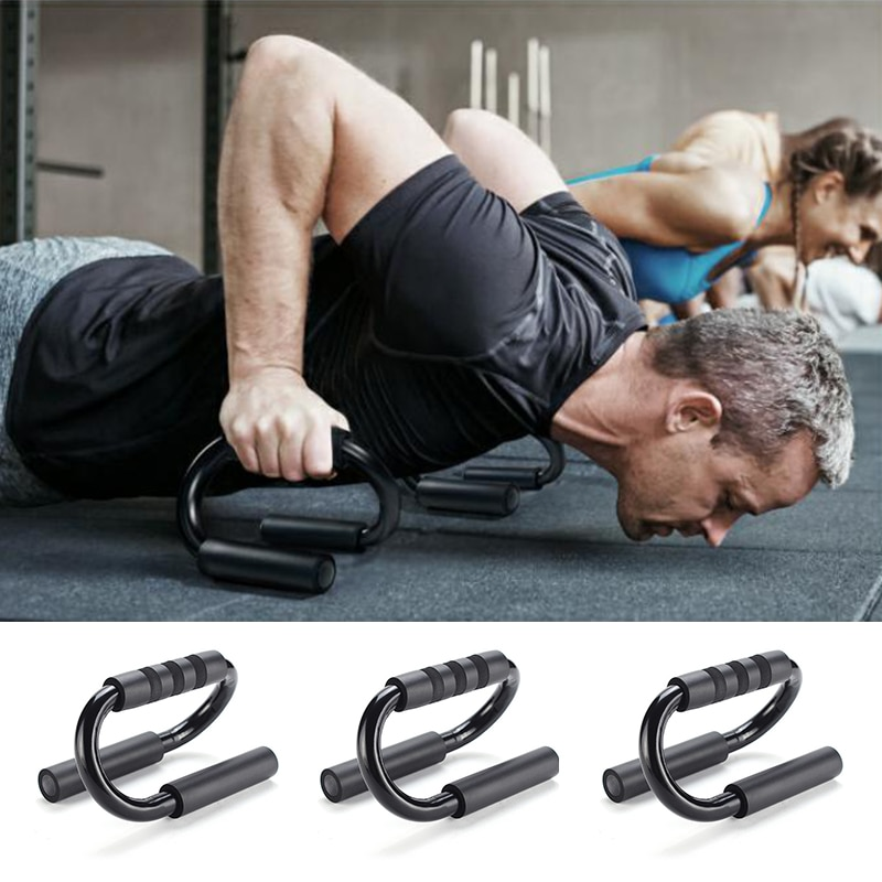 Купить с кэшбэком Push Up Rack Board ABS Training Board abdominal Muscle Trainer Sports Home Fitness Equipment for body Building Push-Ups Stands