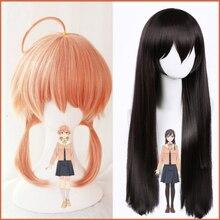 Anime Bloom en ti Cosplay pelucas Yuu Koito Cosplay peluca sintética pelo Halloween fiesta Yagate Kimi Ni Naru Touko nanami pelucas