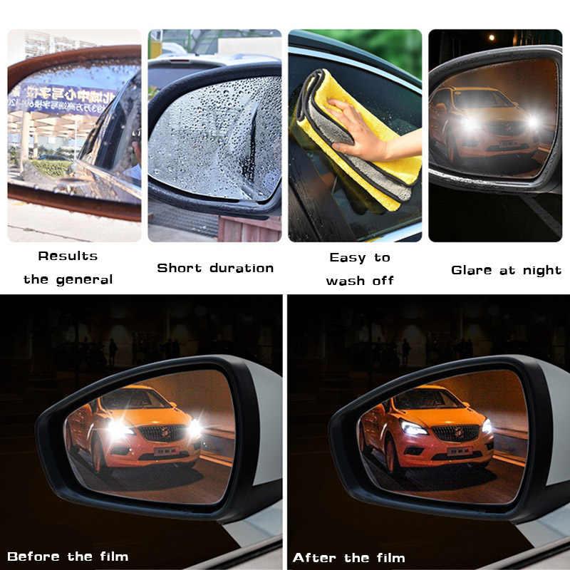 2pcs Auto Rückspiegel Anti Nebel Film Anti Regen Beschichtung Wasserdicht Regensicher Film Auto Fenster Folien Schutzfolien Fensterfolien Aliexpress