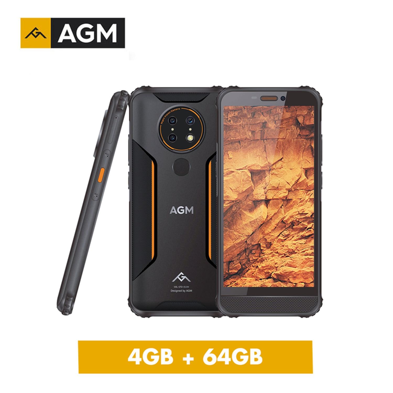 AGM H3 Infrared Night Vision Phone IP68/IP69K Waterproof 5.7