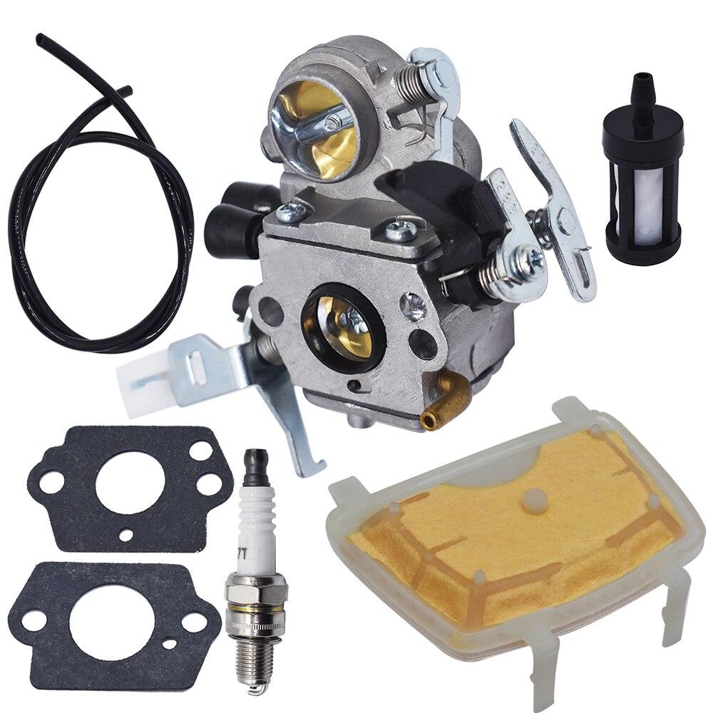 Filtro de aire Carb para Stihl MS171 MS181 MS181C MS211 para ZAMA C1Q-S269 C1Q-S270