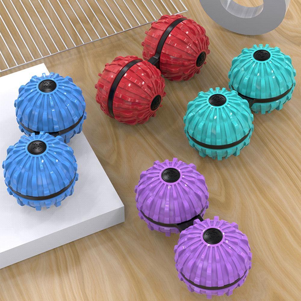 De aleación de Zinc de Fidget Spinner rotación Gyro Spinner Anti estrés masaje Spiner de Metal juguetes para adultos Spinner mano DE DICIEMBRE regalo