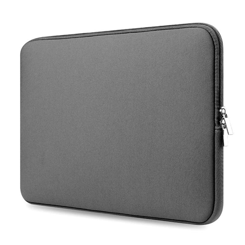 Portable Computer Sleeve Cover Laptop Notebook Case Women Men Computer Pocket 14 15.6 Laptop Bag Car