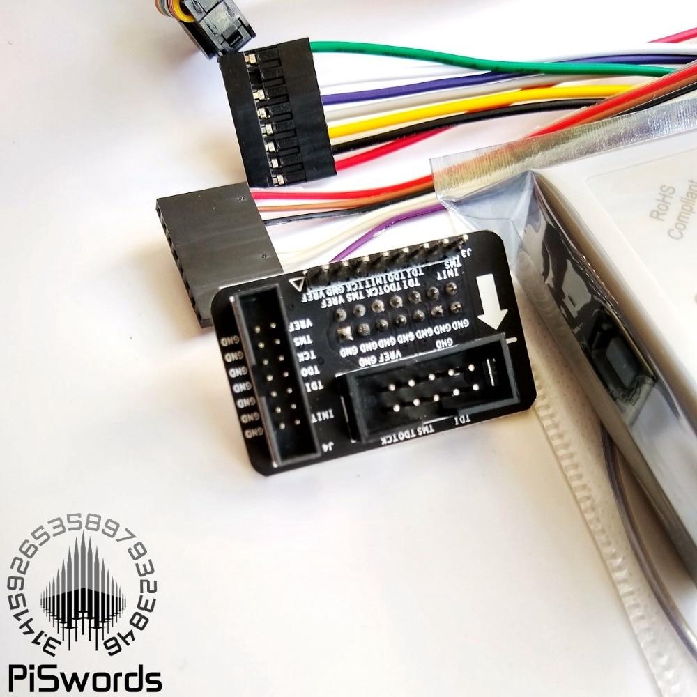 New Version Dlc10 Xilinx Platform Usb Download Cable Jtag Programmer Debugger Adapter For Fpga Cpld Cpld C Mod Xc2c64a Xc2c256 Adapters For Programmer Adapter Programmeradapter Cable Usb Aliexpress