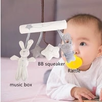 baby toys childrens mobile to crib rattles 0 12 months developing toy for newborns toddlers rattle kids infant babies car seat