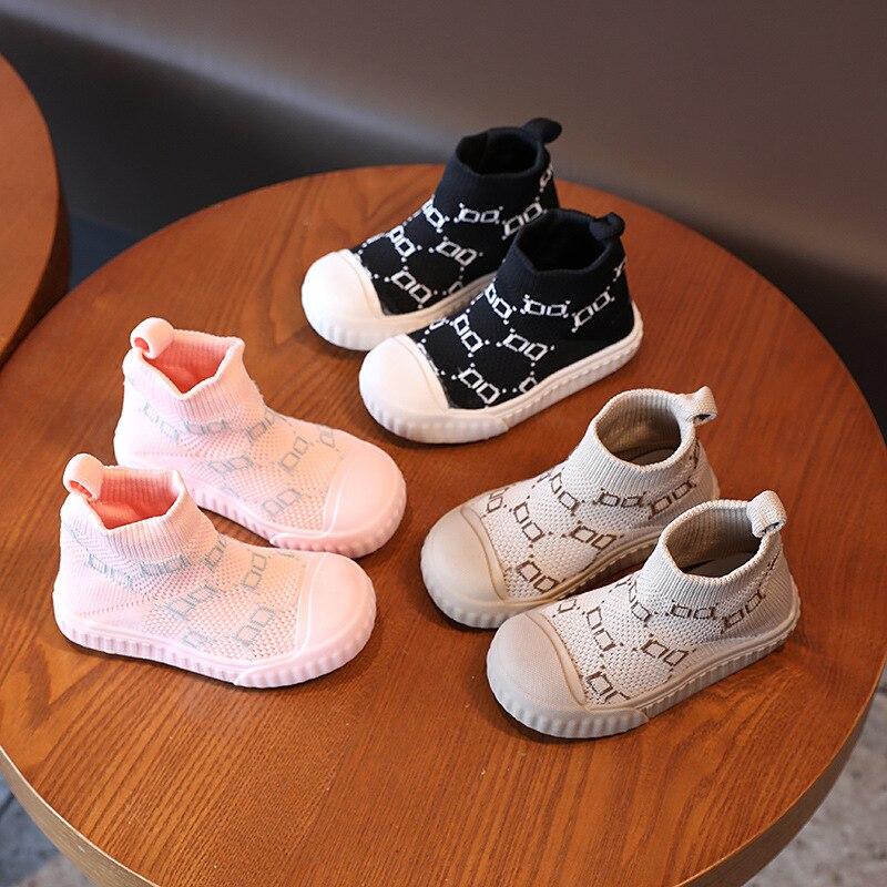 KINE الباندا الاطفال الجوارب أحذية الأطفال أحذية رياضية بنين تنيس infantil الفتيات zapatillas طفل طفل 1 2 3 4 5 سنة حجم 21-30