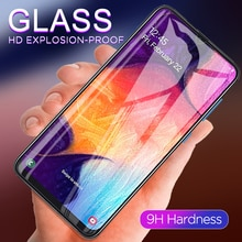 9H For Samsung Galaxy A50 A 50 SM A505 FD Tempered Glass Protective Film For Samsung A70 A40 A30 A20