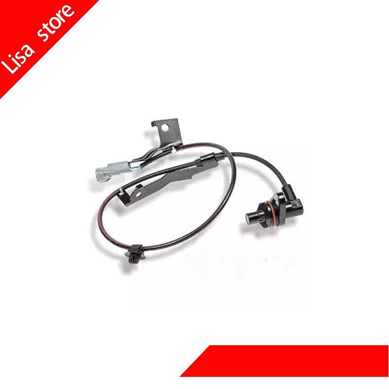 Sensor de velocidad de rueda ABS trasero izquierdo para Toyota A HILUX KUN26 89546-71030 8954671030