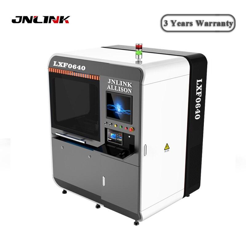 Fechado de laser de fibra de 300 500 700 1000 1500 2000 3000 4000 6000 8000 watt watts máquina de corte cortador de metal 600x400