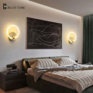Sconce Wall Light Modern Home Led Wall Lamp for Living room Bedroom Dining room Kitchen Bedside Light Wall Led Lamp 110V 220V