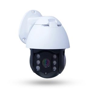 2MP 1080P Auto Tracking Human Detection Wireless Intercom  PTZ IP Speed Dome Camera