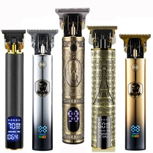 Electric Hair Clipper Rechargeable Shaver Beard trimmer Professional Hair Trimmer Cordless Men Hair