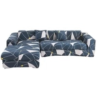 printed sofa cover all inclusive net red bed sheet sofa cover cover single double sofa cushion towel pastoral style
