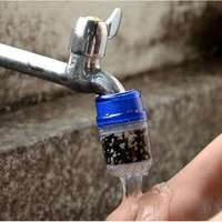 1pcs kitchen shower faucet tap can adjusting water valve water saving bathroom shower faucet filtered faucet accessories