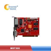 Offres spéciales en plein air hd polychrome smd P8 led module daffichage utiliser AMS-MST300 led carte denvoi pour extérieur 6mm écran led