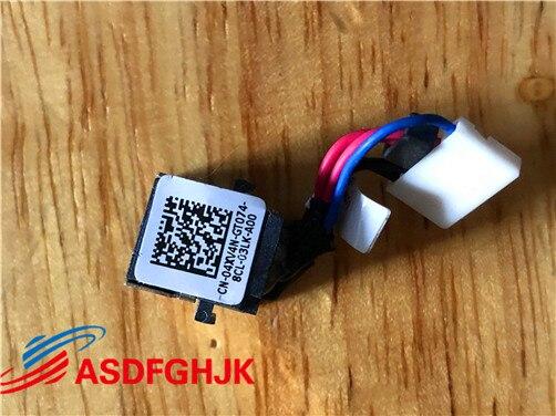 Cable de alimentación CC para Dell E5470, entrada de alimentación, con Cable-4XV4N,...