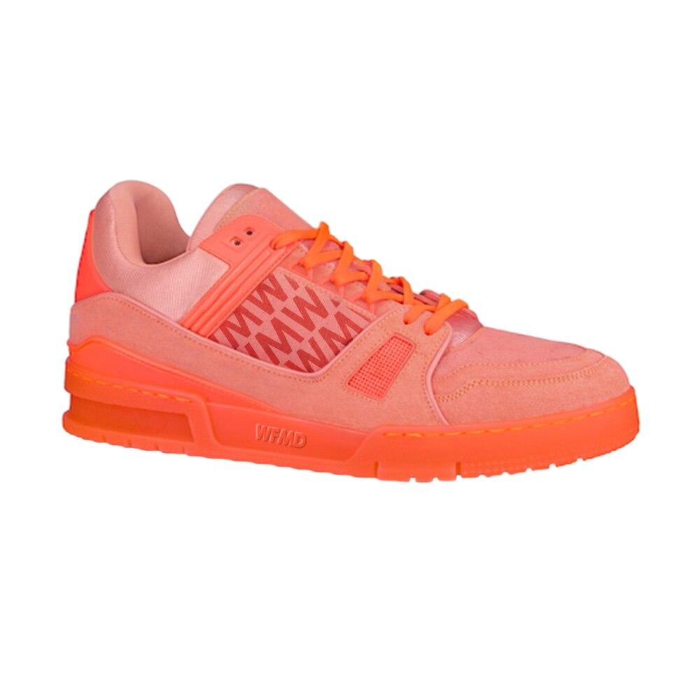 WFF L 21ss مدرب منخفض أحذية رياضية أحذية رياضية # wfmd16N