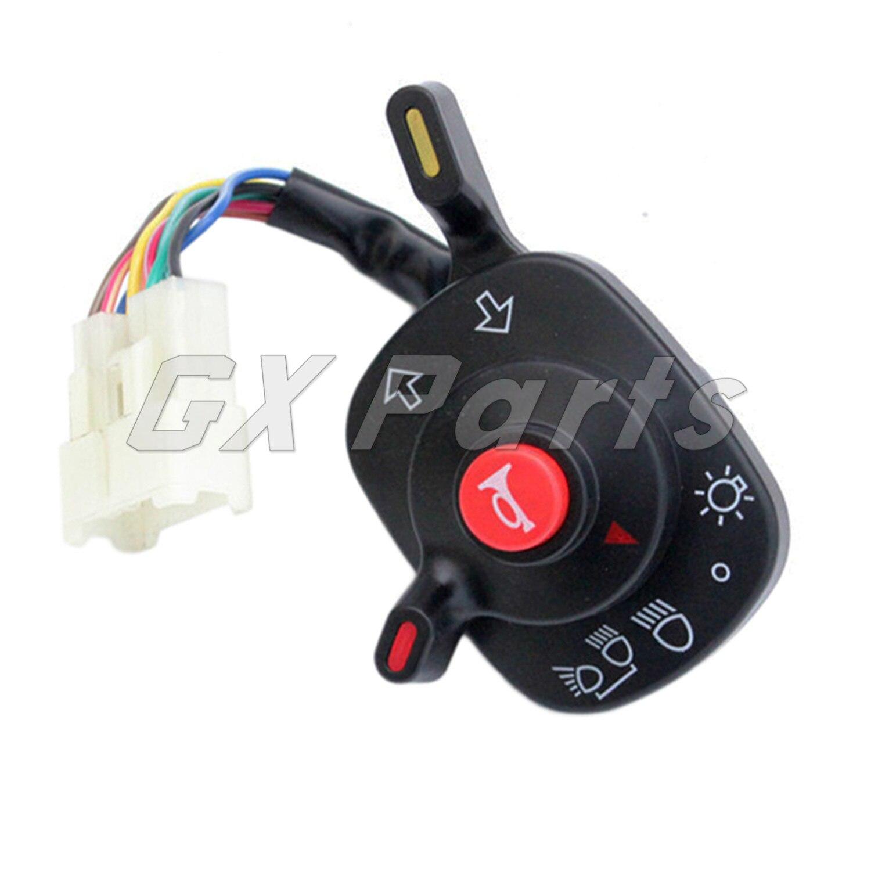 5T057-12242 5T057-42242 interruptor de combinación para Kubota 688 888 588I-G componentes de cosechadora RS19