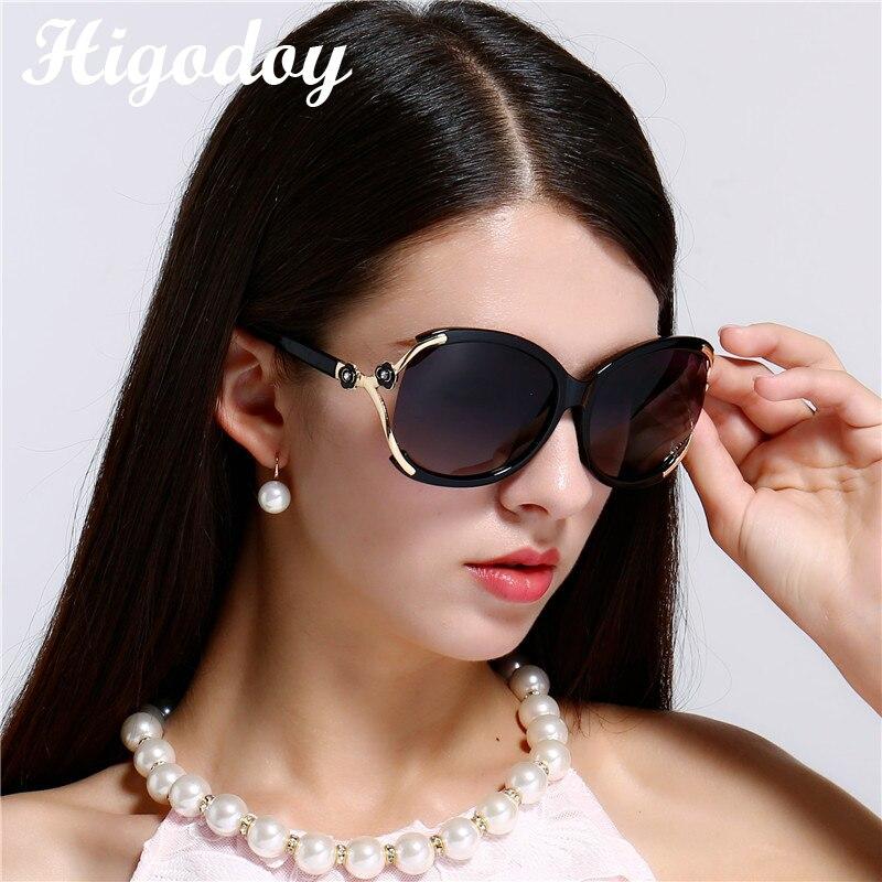 Очки солнцезащитные Higodoy в стиле ретро для мужчин и женщин, брендовые дизайнерские зеркальные винтажные солнечные очки «кошачий глаз» в мет...