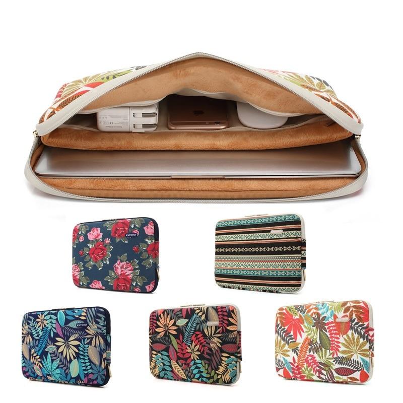 Tamara Canvas Inner Bag For Apple Lenovo ASUS 11 13.3 Inch 14 15.6 Notebook